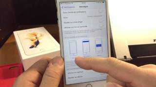 Cacher les SMS des regards indiscrets - Tuto iPhone facile