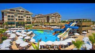 Crystal Palace Luxury Resort  Spa Hotel Side in Turkey