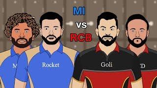 MI vs RCB | IPL 2019