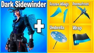 10 AMAZING FORTNITE SKIN COMBOS FOR SEASON 8!