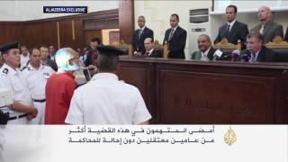 تأجيل قضية فض اعتصام رابعة إلى أكتوبر