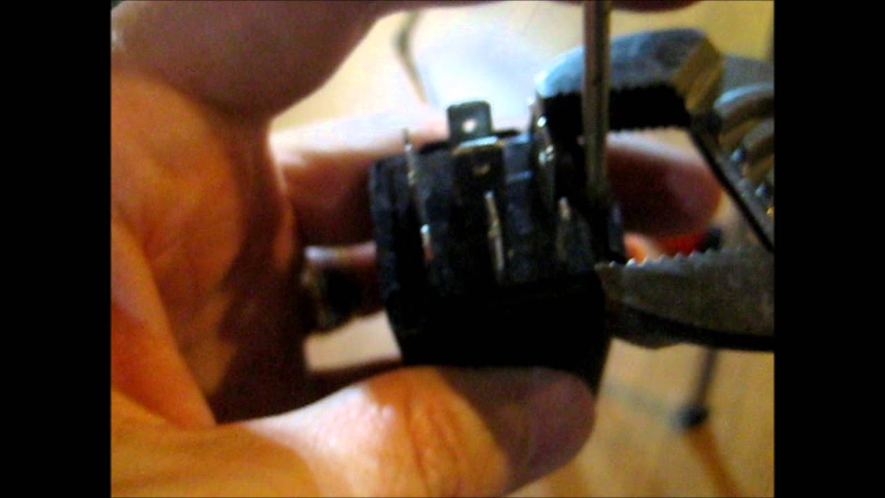 Jeep Dodge Chrysler Turn Signal And Hazard Relay Fix Youtube Emergency Light Switch With For Pictures