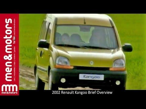 2002 Renault Kangoo Brief Overview