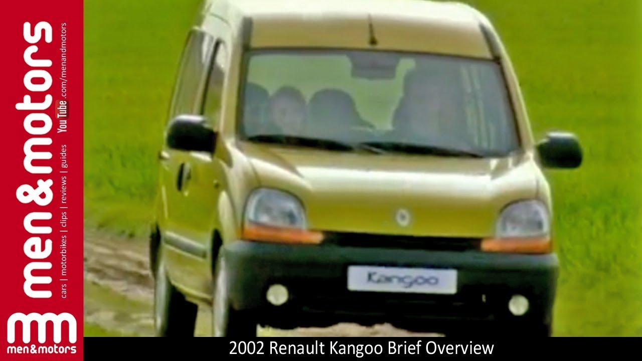 2002 renault kangoo brief overview youtube. Black Bedroom Furniture Sets. Home Design Ideas