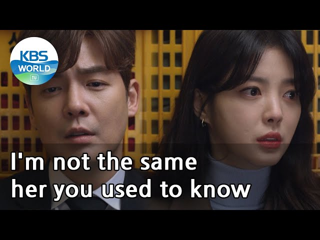 (1Click Scene) I'm not the same her you used to know (Man in a Veil) | KBS WORLD TV 210122