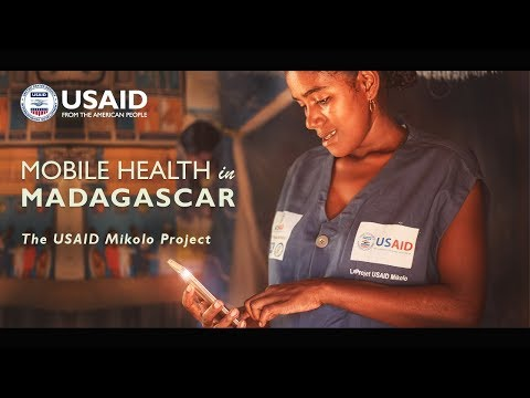 Use of Mobile Technology for Community Health in Madagascar