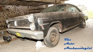 The Barn Find 427 Comet Caliente - The Auto Archaeologist
