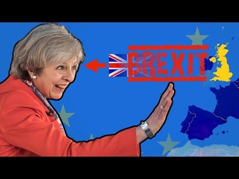 Brexit: 2 años de tensas negociaciones entre Reino Unido y la UE