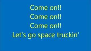 Deep Purple - Space truckin' (Instrumental/karaoke)