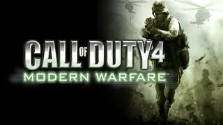 Call of Duty 4: Modern Warfare 🔫 001: Intro