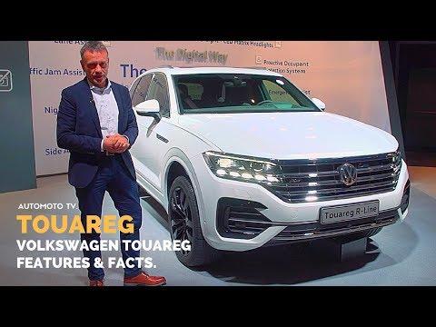 2019 Volkswagen Touareg | Features & Facts | Deutsch.