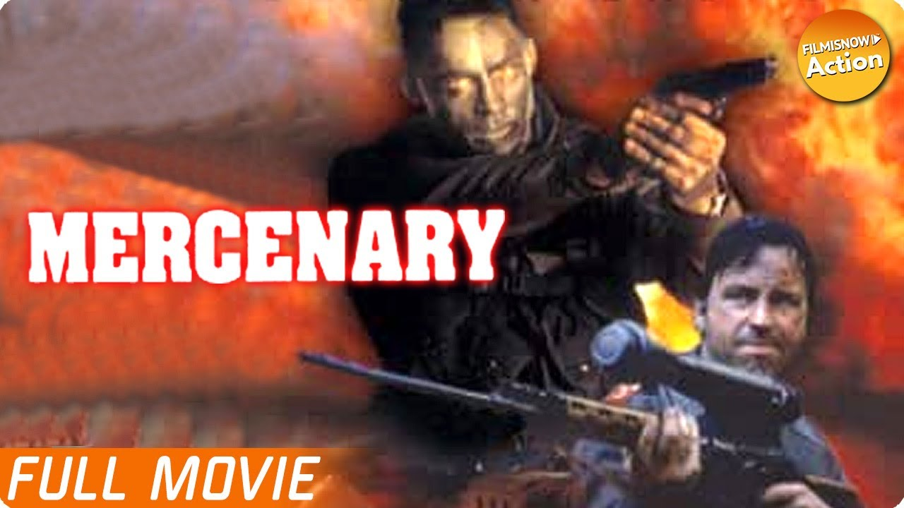 Download MERCENARY (1996) | FULL ACTION MOVIE | BEST HOLLYWOOD ACTION MOVIES
