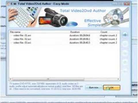 Total video2dvd activation code