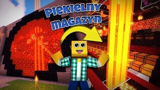 """Minecraft #460 - """"Piekielny magazyn!"""""""