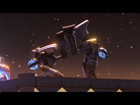 Smash and Grab | Pixar SparkShorts letöltés