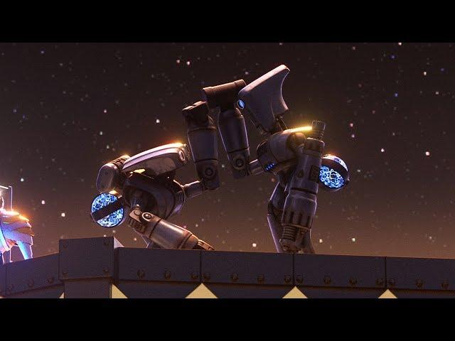 Smash and Grab | Pixar SparkShorts