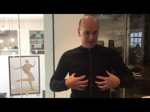 Teslasuit - Max Kelly, Techstars