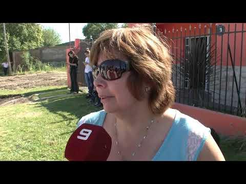 Declaraciones de Macri en San Benito