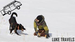 Luke Travels | Reisen mit Hund | Leben im Bus