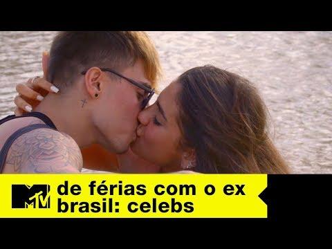 Rafa conquista Cathe e dá beijão em date | MTV De Férias com o Ex Brasil: Celebs T5