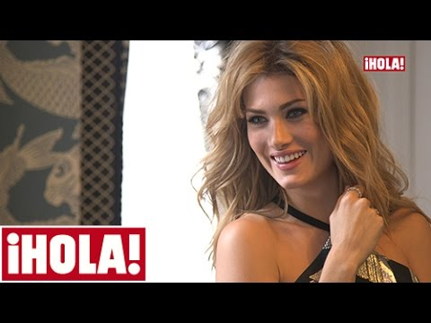 'Making of': Mireia Lalaguna posa por primera vez tras convertirse en Miss Mundo