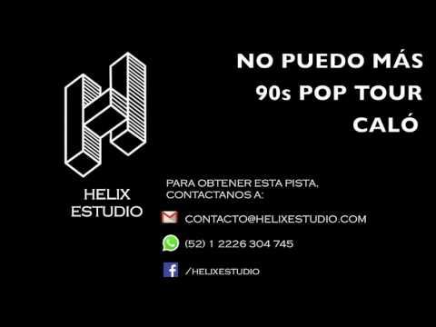 No puedo más (90s Pop Tour) (Instrumental / Karaoke) - Caló