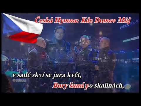 Kde Domov Můj - Česká Hymna - KaraOke