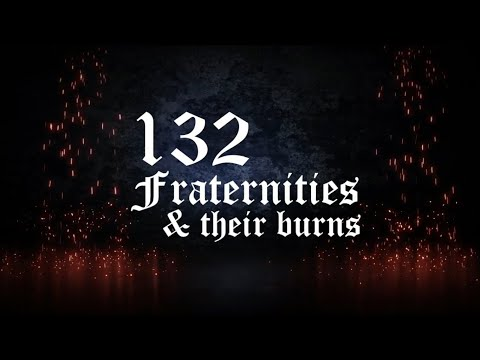 Fraternities Rituals; Burns And Marks (Reupload)