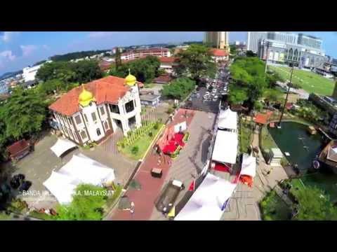Banda Hilir, Melaka, Malaysia - UNESCO World Heritage Site