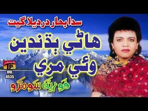 Aain Kon Nah Wari - Fozia Soomro - Sindhi Hits Old Song - Best Sindhi Song - TP Sindhi