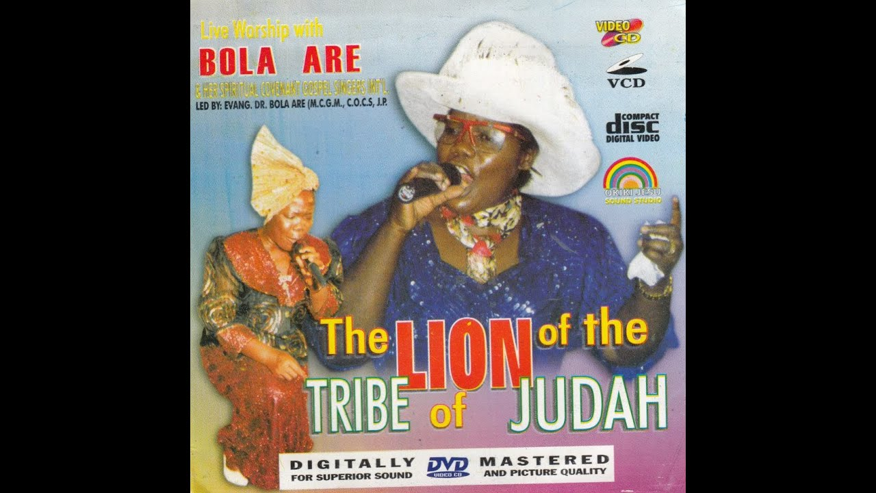 Download Bola Are - The Lion Of The Tribe Of Judah