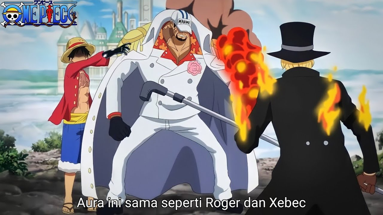 Luffy Memiliki Kemampuan Seperti Roger dan Rocks D Xebec!! Cara Luffy Melampaui 2 Legenda Itu