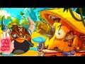 Мультик игра Angry Birds Epic 124 Тень механического Титана и Bad Piggies с энгри бердс КРУТИЛКИНЫ mp3