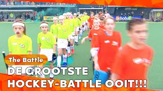THE BATTLE HOCKEY: PITTIGE STRIJD TUSSEN LIDEWIJ WELTEN EN JEROEN HERTZBERGER | ZAPPSPORT