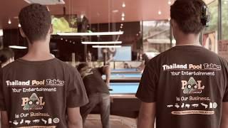 Thailand Pool Tables Classics 8 Ball & 9 Ball Tournaments