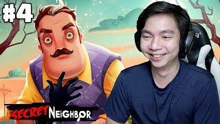 Mereka Lebih Jago Dari Youtubers - Secret Neighbor Indonesia - Part 4