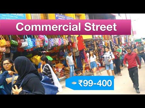 ಕಮರ್ಷಿಯಲ್ ಸ್ಟ್ರೀಟ್ ಶಾಪಿಂಗ್ ಮತ್ತು ಹಾಲ್ | Commercial Street Bengaluru - Shopping Tips, Guide n Haul
