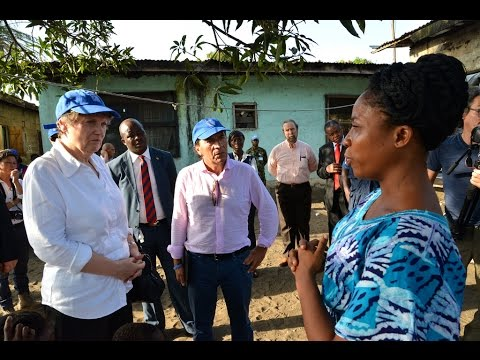 Helen Clark Applauds Ebola Recovery in Liberia