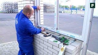 видео Самостоятельная установка пластиковых окон, установка и монтаж окон своими руками