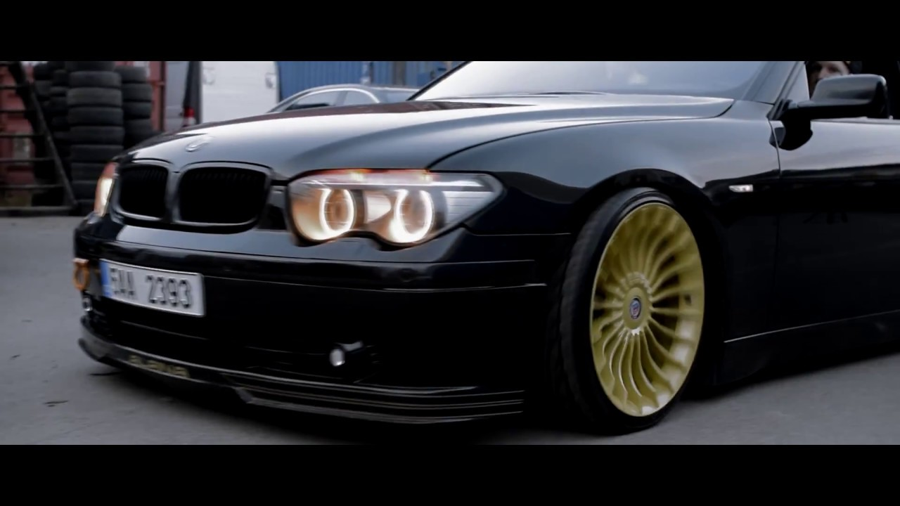 BMW Alpina B7 E65 with Accuair  YouTube
