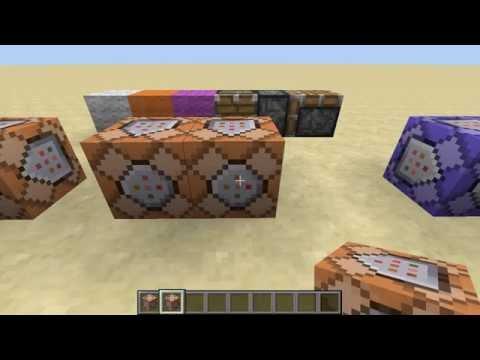 Learning Minecraft Command Block Programming, Part 1 - Setup