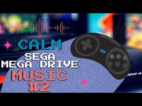 Calm SEGA Genesis Soundtracks - Mega Drive Music #2 /YU-NO PC-98/