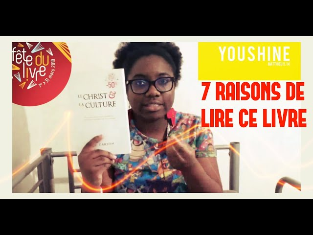 7 Raisons de lire : Le Christ et La Culture