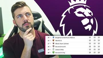 Premier League Ewige Tabelle