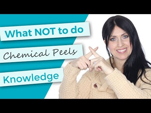 What NOT To Do When Performing Chemical Peels   Advice   Prep    Shaving   Retinoids
