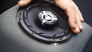 Установка динамиков в двери VW T3