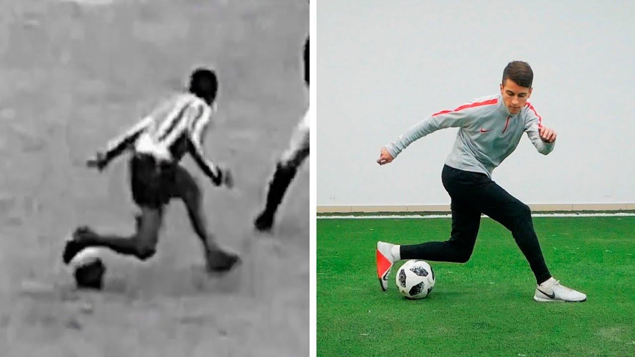 футбол финты обучение в картинках примечательна еще