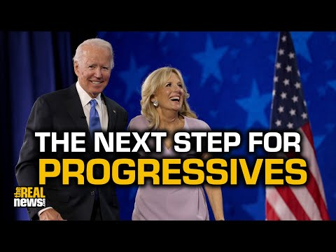 The DNC is over. What's next for progressives?