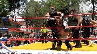 Lucha Libre Apertura Tortas Súper Astro