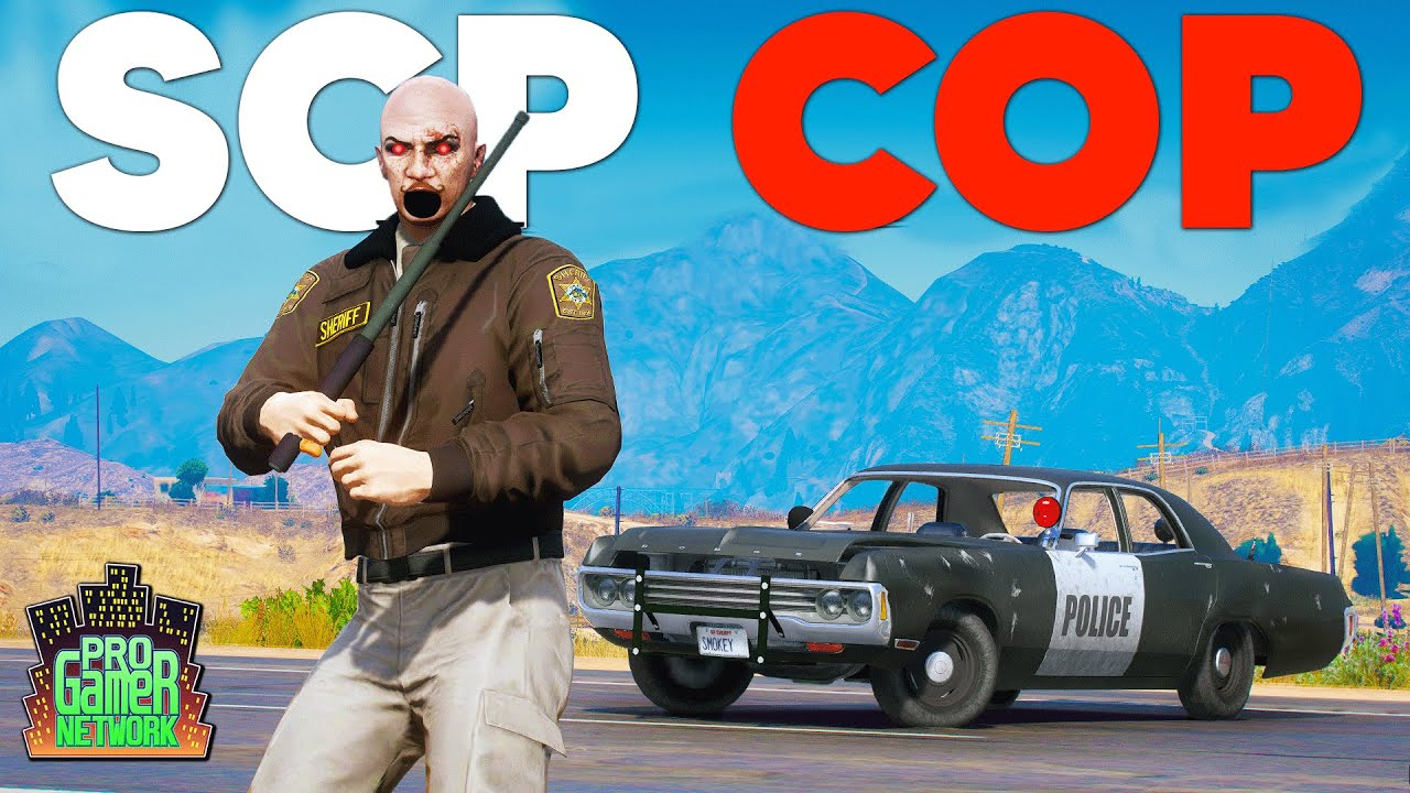 """Download SCP 973 """"SMOKEY"""" COP HUNTS PLAYERS! 